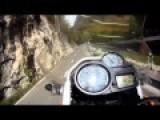 BMW R1200 GS Head On Crash - Bikers Nightmare Skip To 5:00