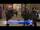 Brooklyn Cops Shot Execution Style 2 NYC Police Officers Shot Dead NY Cops Shot Sitting In Car