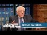 Bernie Sanders Explains Why Socialist Isn't A Dirty Word