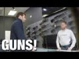 BAN THE NRA NOW!!!!! Gun Show Loophole Exposed Via Hidden Cam
