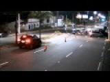 Brazillian Police Traffic Stop Fail