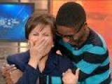 Black Teen Makes White News Anchor Cry & Pro Blacks All Over America Look Weak & Hypocritical!