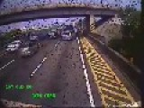 Bus Crash Cam Footage
