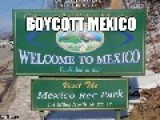 Bill O'Reilly: Boycott Mexico