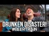 Beer Train Breaks Down Leaving Passengers Stranded With A Train Full Of Beer