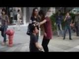 Black Kid Slapped By Non Tolerant Woman