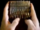 Beautiful Solo Kalimba