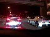 Bugatti Vs GTR