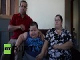 Brazil: Family Struggle To Help 3-yo, 70-kg Boy