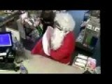 Bad Santa Hunted Over Post Office Robbery