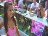 Brazilian Ocean Village Hosts Under-12 Bikini Competition