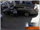 Brazen Thief Steals Wallet From Car As Woman Pumps Gas In West L.A Yes, This Is A Repost