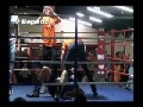 Badass Boxing Ref Suplexes Out-of-Control Fighter