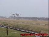 Boeing 777 Land@Schiphol Airport