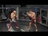 Brutal MMA Knockout