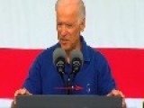 Biden Wears Polo Shirt From Ultra-Elitist Hamptons Golf Club To Minimum-Wage Rally…