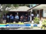 Boyfriend Allegedly Confesses In Bali Suitcase Murder