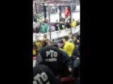 Brawl Breaks Out At The Wing Bowl