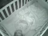 Baby Monitor Records Toddler Saying Prayers