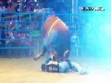Bull Rider Stomped To Death MA