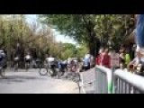 Bike Racing Crash