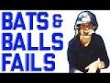 Bats & Balls FAILS! LMFAO!