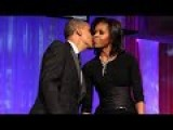 Barack Obama Refers To Michelle Obama As 'Michael'
