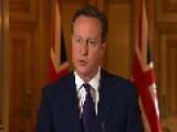 British PM David Cameron Take On Islam