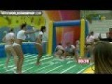 Brazillian Womens Hot Football Game