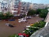 Bucharest Streets Flooded Pt.II