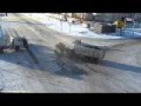 BRUTAL Accident & Luckiest Truck Driver Ever !