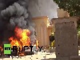 Burkina Faso: Luxury Five Star Hotel Set AFLAME Amid Nationwide Unrest
