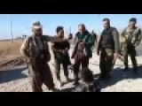 BlOODY ISIS TERRORIST IS CAPTURED BY KURDISH FORCES. Feel Good Video