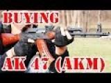 Buying Your First AK47 AKM Type Rifle - Basic Tips