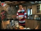 Bankrupt BNP Bankrupt MEP Nick Griffin Tries His Hand At Being A TV Chef