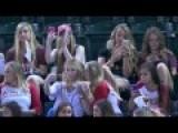 Baseball Commentators Humiliate Selfie-Sorority Girls On Live TV