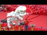 Barongsai FAIL