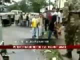 Brave Indian Army Soldier Beaten Up By Girl