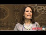 Bachmann At CPAC: Conservative Movement Is 'Intellectual' At Its Core