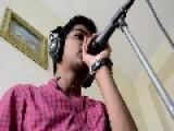 Beatboxer Exercises His Voicebox
