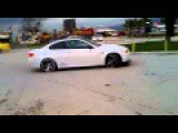 BMW M3 Crazy Drifting