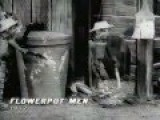 Bill & Ben The Flower Pot Men - 1952