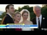 Bill And Hillary Clinton Become Grandparents