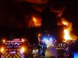 BREAKING NEWS IN THE UK,BREMEN GERMANY,EXPLOSION AT CHEM PLANT 11-12 PM 9TH SEP 2014