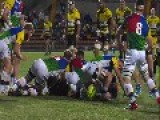Bizarre Own Try Awarded During NRC Clash Between Sydney Stars And North Harbour Rays