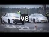 BMW I8 Vs 911 GT3, C63 AMG Vs BMW M3 E92
