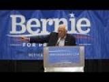 Bernie Sanders Waterloo Iowa Rally