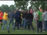 Belgium - Holland Amputee Football Match Ends In Fight