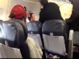 Bomb Threat - Unruly Passenger Removed From Atlanta Flight