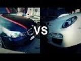 BMW M5 E60 Vs Porsche 911 GT3 RS 4.0 997 Street Race